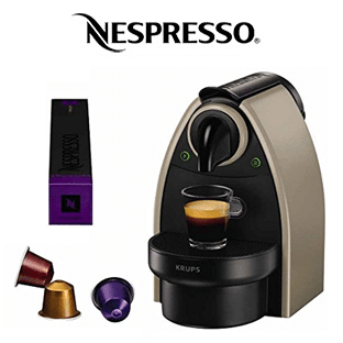 machines nespresso 50 r duction krups 29 sans odr. Black Bedroom Furniture Sets. Home Design Ideas