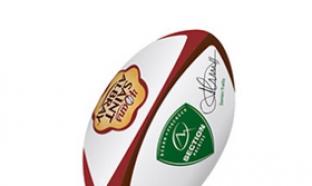 Mini ballon de rugby Saint Albray gratuit