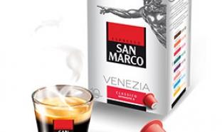 Réduction San Marco : Boîte gratuite de 10 capsules de café