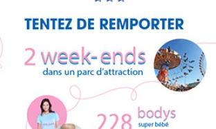 Jeu concours Super Mamans et Carrefour