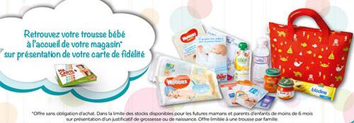 Vanity de naissance Simply Market gratuit