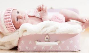 Cadeau de naissance pour bébé