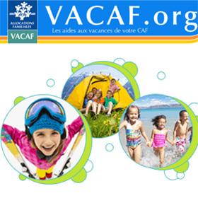 Catalogue VACAF 2016 : L'aide aux vacances de la CAF