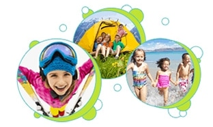 Allocation VACAF pour des séjours en location villages vacances ou camping certifiés