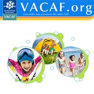 Catalogue VACAF 2017 : L'aide aux vacances de la CAF