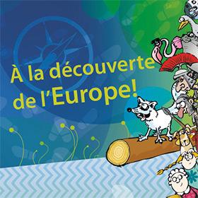 Livre enfant gratuit : À la découverte de l'Europe