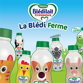 Achats Blédilait Croissance : Cadeaux BlédiFerme