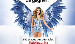 Jeu carrefour : 500 places Holiday on Ice gratuites à gagner