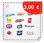 bon d'achat Belin de 3€