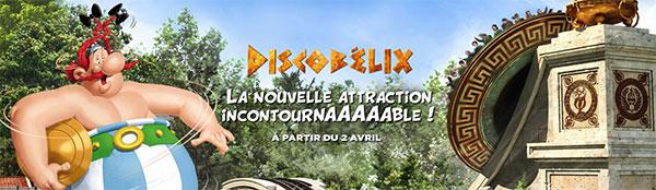 Tickets Parc Astérix à tarifs réduits