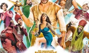 DVD Les nouvelles aventures d'Aladin gratuit