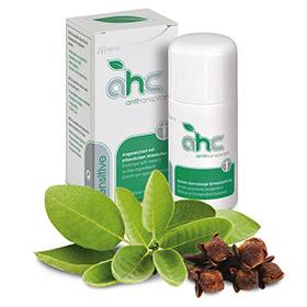 Échantillon Gratuit AHC Sensitive contre la transpiration