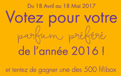 Jeu Fifi Awards 2017