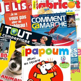 Fleurus Presse : Abonnements magazines enfants moins chers