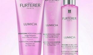 Testez la gamme Lumicia de René Furterer : 300 soins gratuits