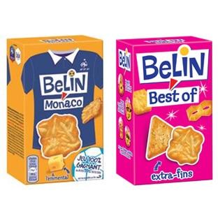 Bon de réduction Belin : Des gâteaux apéritifs gratuits
