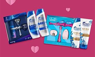 Jeu Saint Valentin Envie de Plus : 100 coffrets beauté à gagner