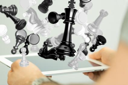 Un jeu d'échecs a été caché dans Facebook Messenger