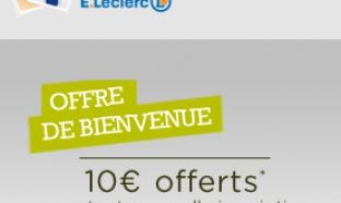 Leclerc : Développement de produits photo gratuits (fdp à 1€)