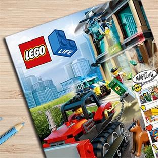 Club LEGO Life : Magazine gratuit