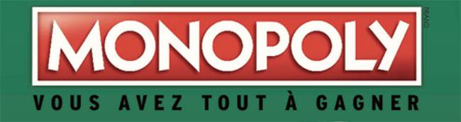 Le grand jeu Intermarché Monopoly 2017