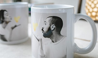 Tasse Photo gratuite avec Photoweb