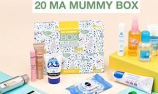 Jeu concours Monoprix : 20 coffrets MummyBox 2016 à gagner