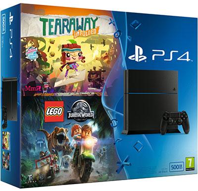 Promotion PS4 sur la boutique en ligne Auchan