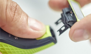 470 rasoirs OneBlade Philips gratuits à tester avec Sampleo