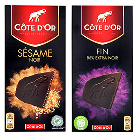 Bon de réduction Côte d'Or : Tablette de chocolat gratuite
