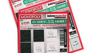 Jeu Monopoly Intermarché 2016 : Troc / Échange de vignettes