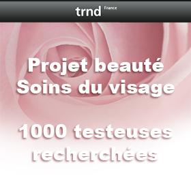 Grand test beauté TRND : 5000 produits gratuits + échantillons