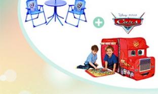 Concours Disney : Jeux extérieurs Disney pour enfants à gagner
