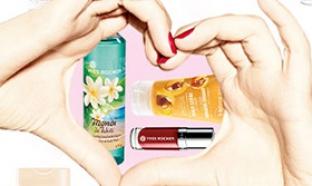 Bon plan Yves Rocher : 3 produits + 2 cadeaux