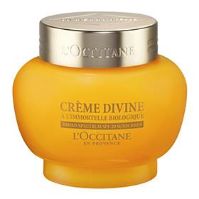 Test de la crème divine L'Occitane : 50 soins gratuits