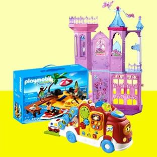 Déstockage Auchan sur les jouets de Noël : Jusqu'à -70%