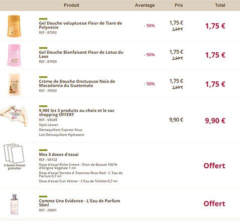 15.15€ (au lieu de 84.95€) et livraison offerte !