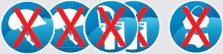 Trocathlon : Les articles non-repris