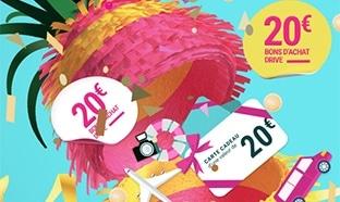 Grand Jeu Carrefour Anniversaire Market 2017 + Promotions