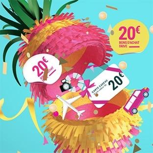 Grand Jeu Carrefour Anniversaire Market 2018 + Promotions