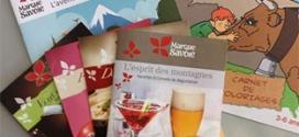 Cadeaux La Marque Savoie : Livrets de recettes, de coloriages …
