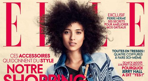 Abonnement au magazine Elle en promotion