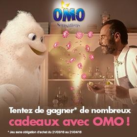 Concours Omo par Mavieencouleurs : 13 cadeaux parfumés