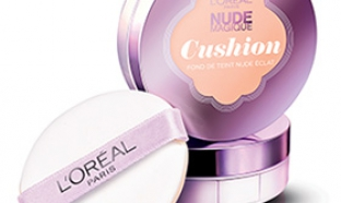 50 fonds de teint Nude Magique Cushion L'Oréal à gagner