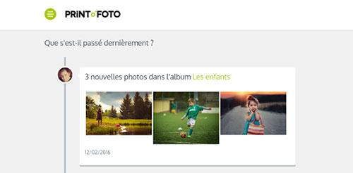 Stockez, Partagez et Développez vos photos en famille avec Printofoto
