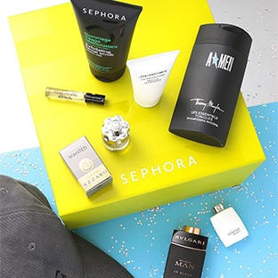 Bon plan Sephora Box Homme : 7 mini produits offerts dès 70€
