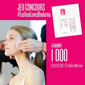 Jeu Bioderma : 2000 produits de beauté à gagner