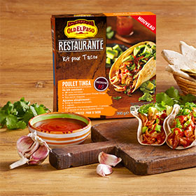 Grand test TRND : 10'000 Kits Mexicains Old El Paso gratuits