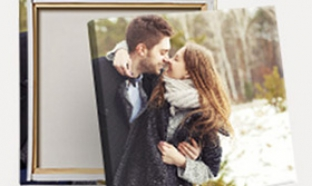 Photobox : Toile Photo gratuite