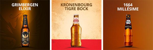 Bières gratuites à gagner avec Beertime